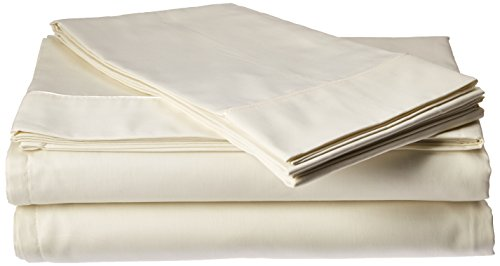 TEMPUR-Pima Cotton Egg Shell Sheet Set, Split King