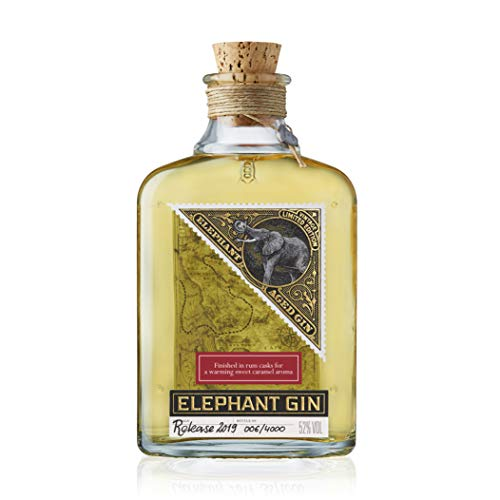 Elephant Limited Edition Vintage Aged Gin - 500 ml