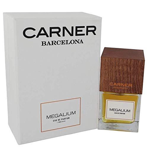 Carner Barcelona Megalium Eau de Parfum, 100 ml