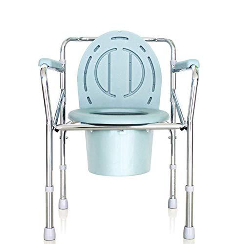 N/Z Einrichtungsgegenstände Zusammenklappbarer Stuhl Badestuhl wasserdichte Badezimmerhocker Höhenverstellbar Schwangere Frauen Stuhl Robust 94