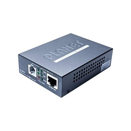 PLANET 1-poort 10/100/1000T Ethernet naar VDSL2 Converter