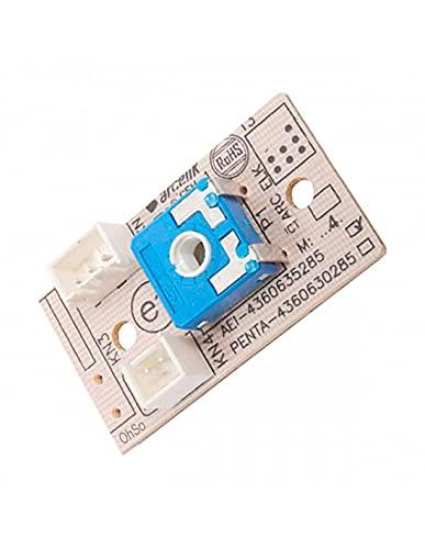 Recamania Módulo termostato congelador refrigerador BEKO CN232120, CHA28020, CNA32200 4360635285