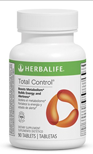 Herbalife Total Control Weight Loss Enhancer ,90Tablets