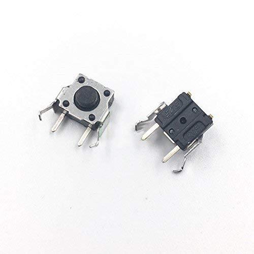 2 x L R Botones de gatillo de Hombro Interruptor 4 Pin Izquierda Derecha Parte para GBA SP Gameboy Advance SP Reemplazo