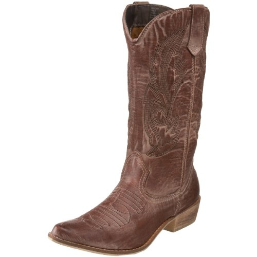 Coconuts By Matisse Women's Gaucho Boot,Brown,7.5 M US
