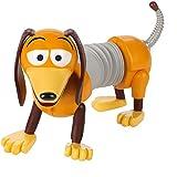Disney Toy Story 4 Figura Slinky, juguete de la película niños +3 años (Mattel GFV30)