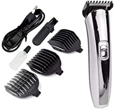 HNESS Electric Hair trimmer Clipper Shaver Rechargeable Hair Machine adjustable for men Beard Hair Trimmer, beared trimmer...