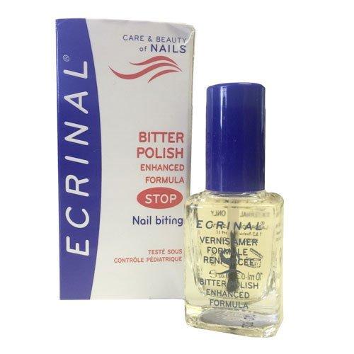 Ecrinal Bitter Nail Polish 10ml