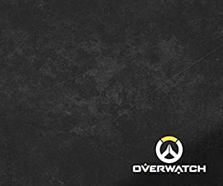 Tina Art 12x10 Inch Overwatch Black Speed Soft Gaming Mouse Pad for Gamers
