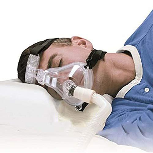 UALLL Almohada Viscoelastica, Apoyo ergonómico Almohada Cervical CPAP Contorno de Espuma de Memoria Almohada for el Dolor de Cuello ortopédico for el Cuello Almohada Side/Back Traviesas (Size : 1PC)