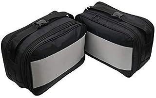 Passgenau Kofferinnentaschen 1 Paar für BMW Vario Koffer Modelle F650 GS,F700 GS,F800 GS,R1200 GS Motorrad