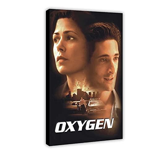 Película de oxígeno crimen drama, misterio, suspenso de 1999, póster de lona para decoración de dormitorio, arte pop, oficina, sala de decoración, marco de regalo, 60 x 90 cm