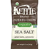 QUALITY INGREDIENTS: Made with Organic potatoes, organic oil, and sea salt ORGANIC POTATO CHIPS: Perfect organic potatoes kettle-cooked and sprinkled with a gentle touch of salt OUR NATURAL PROMISE: Non-GMO Project Verified, Certified Gluten Free KET...
