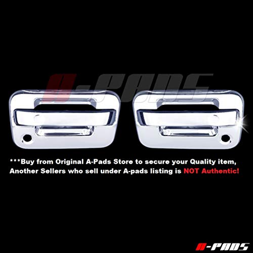 05 ford f150 chrome door handles - 7