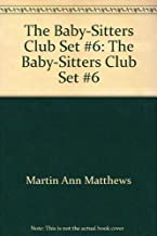 The Baby-Sitters Club Set #6: The Baby-Sitters Club Set #6