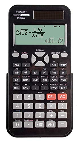 Rebell Sc 2060S Wissenschaftlicher Taschenrechner