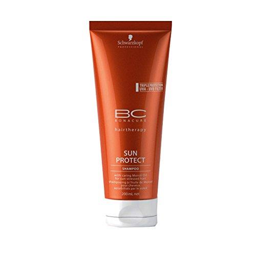 Schwarzkopf Bonacure Sun Protect Shampoo, 1er Pack, (1x 0,2 L)