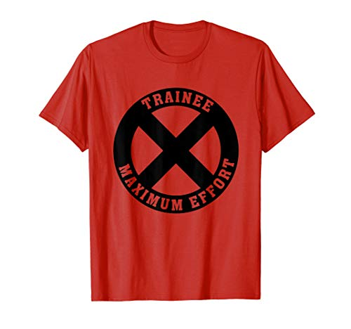 Marvel Deadpool X-Force Trainee Maximum Effort T-Shirt