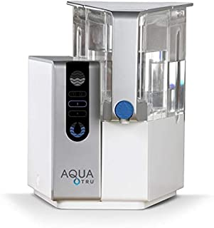 AquaTru Countertop Water Purifier & Dispenser with Exclusive 4-Stage Reverse-Osmosis Technology