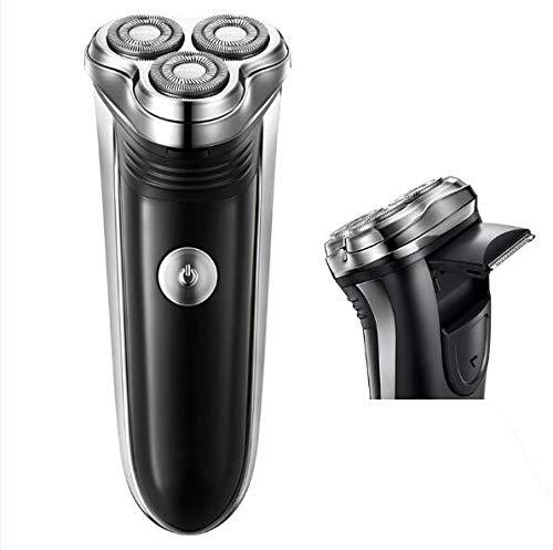 3D elektrisch scheerapparaat, elektrisch scheerapparaat voor heren, hoog vermogen, oplaadbare pop-up trimmer, geschenk voor heren