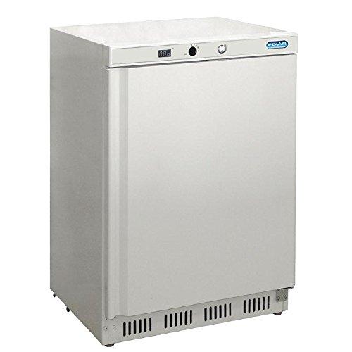 Polar sous Comptoir réfrigérateur Blanc 150litre 855600x 600x 585mm Commercial américain
