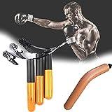 EnweOil Muñeco de Madera Wing Chun, Anxicer Saco de Boxeo Hombre con Patas de Barrido de Muay Thai, Arbol u Objeto Blando