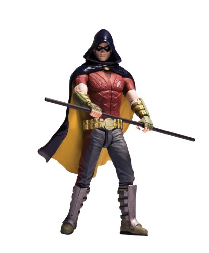 Batman Arkham City Figurine Robin 17 cm