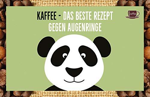 Kaffee - das beste Rezept gegen Augenringe!
