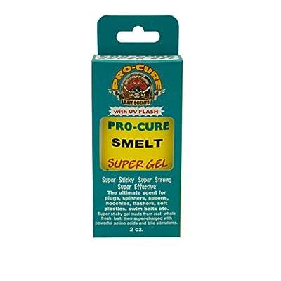 Pro-Cure Smelt Super Gel, 2 Ounce