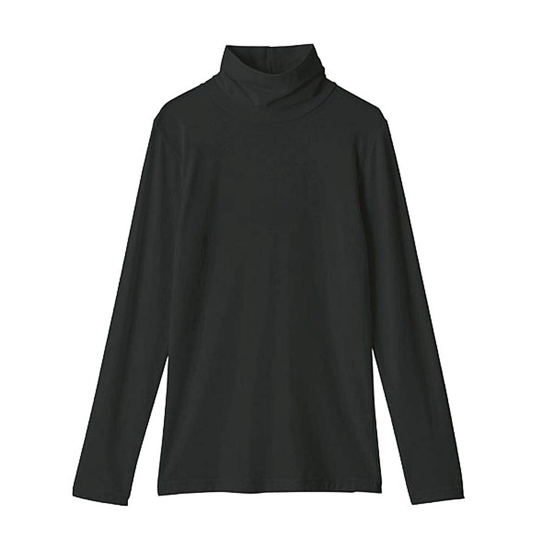 [セシール] スマートヒート タートルネック長袖インナー(中厚) UP-789 レディース
