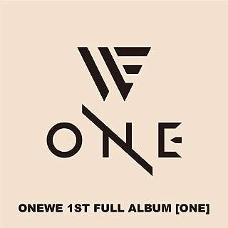 RBW ONEWE - ONE (Vol.1) Album+Extra Photocards Set