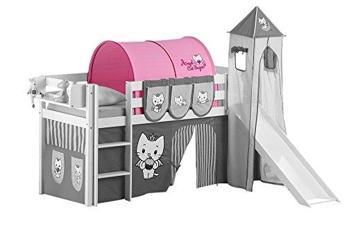 Lilokids Tunnel Angel Cat Sugar - für Hochbett, Spielbett und Etagenbett