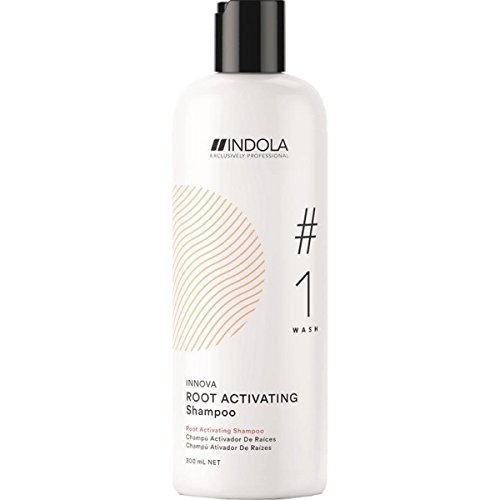 Indola Innova Wash Root Activating Shampoo tegen haaruitval, 300 ml