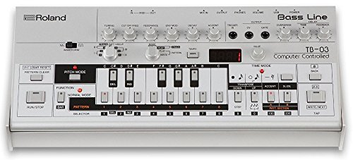 Roland TB-03 Bass Line Boutique Synthesizer