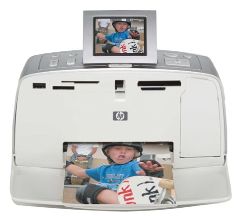 HP PhotoSmart 375 Compact Photo Printer