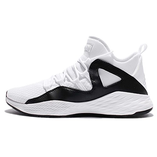 Nike Air Jordan Formula 23 Heren Basketball Trainers 881465 Sneakers Schoen (Uk 7.5 Us 8.5 Eu 42, White White Black 100)