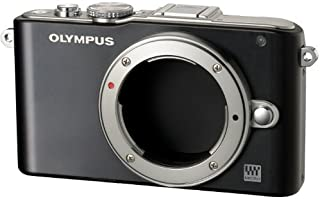 OLYMPUS ミラーレス一眼 PEN Lite E-PL3 ボディ ブラック E-PL3 BODY BLK