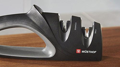 Wusthof 2-Stage Pull Through Knife Sharpener