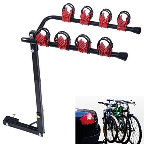 Fahrradträger für Anhängerkupplung 2...