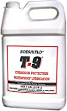 BOESHIELD T-9 Rust & Corrosion Protection/Inhibitor and Waterproof Lubrication, 1 Gallon Jug