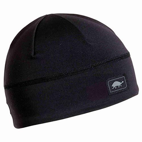 Turtle Fur - Brain Shroud, Lightweight Comfort Shell Beanie, Black, One Size