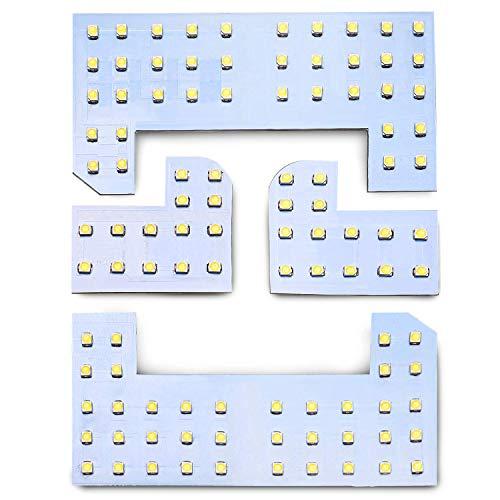 【M&L社製 1年保証】長寿命 プロ御用達 車種専用設計 ルームランプ LED パーツ セット ホンダ ステップワゴ...