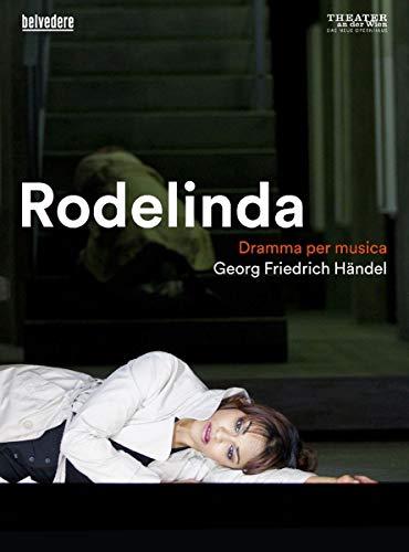 Georg Friedrich Händel: Rodelinda, Theater an der Wien: Dramma per musica in drei Akten [2 DVDs]