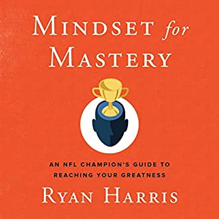 Mindset for Mastery audiobook cover art