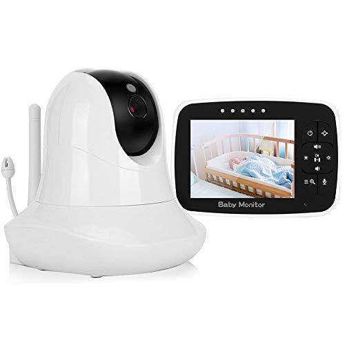Cámara IR, Cámara Remota Con Zoom Digital Llamada De Bidireccional Para Bebé Para El Hogar