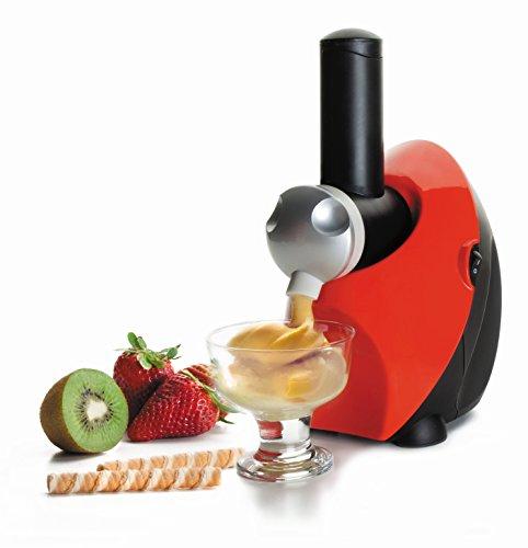 Helados 100% naturales Helado mediante proceso de fruta congelada Cocinar sano