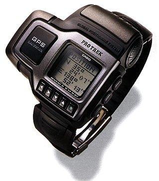 Reloj Casio GPS Pro Trek
