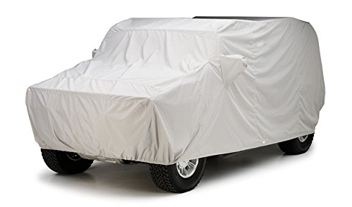Covercraft Custom Fit Car Cover for Jeep Commander - WeatherShield HD Series Fabric, Gray