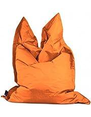 Pouf Cama XXL Gigante 180 x 140 Naranja