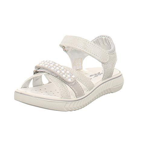 Imac Kinder Schuhe Mädchensandale in Silber 1019172 Silber 493082